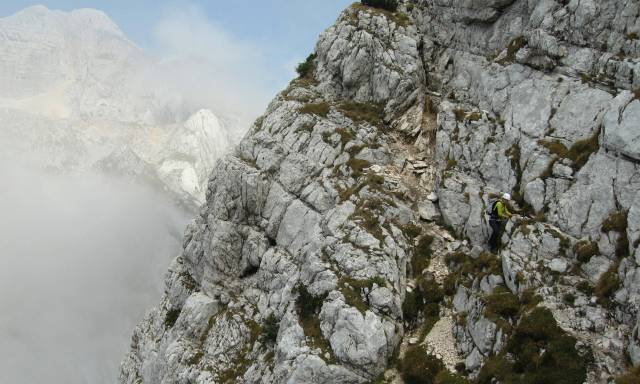Plemenice, Triglav North Face