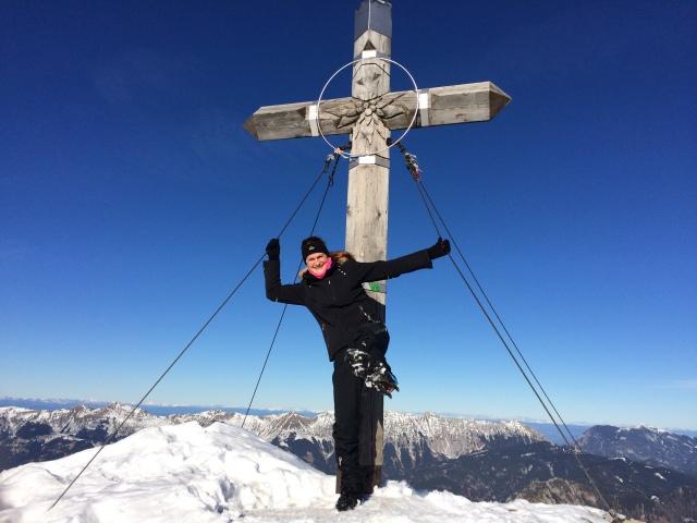 The top of Storzic