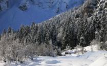 Winter fairytale in Slovenia