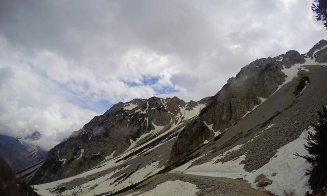 Mt. Begunjščica
