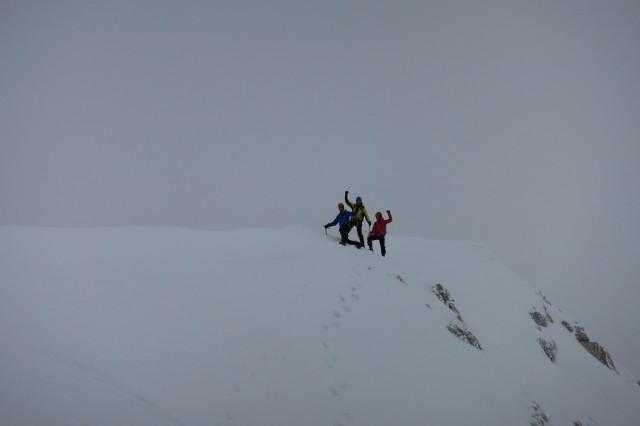 Mali Triglav, 2,725 m (8,940 ft).