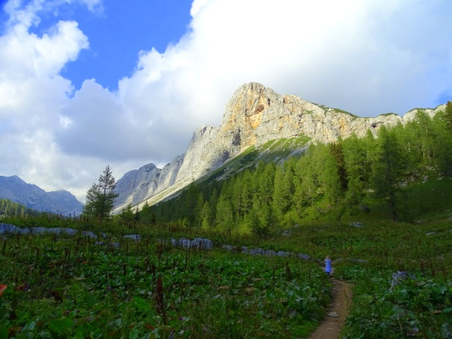 Entering the Triglav Lakes Valley felt like walking into a fairytale.
