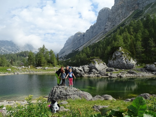 Triglav lakes, September 2016