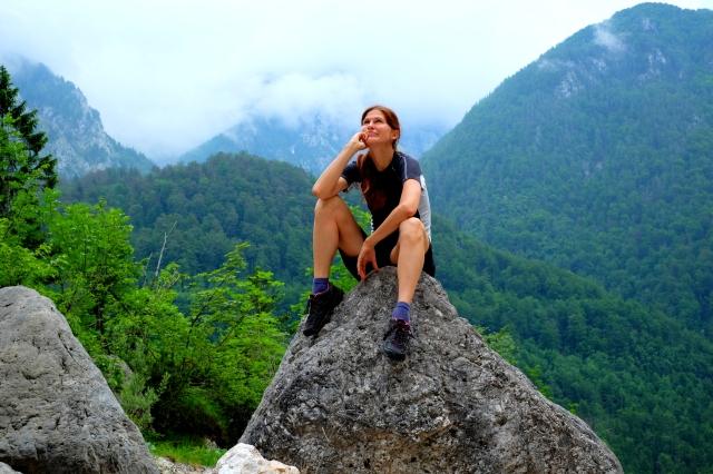 Kamniška Bistrica mountains, Slovenia
