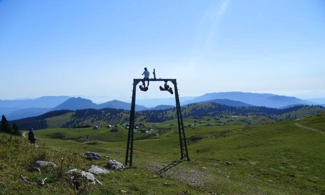 Velika Planina, Slovenia, #centralslovenia