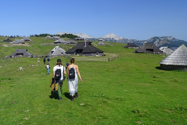 Exploring Velika Planina, InstaMeet hosted by @igslovenia and Tourism Ljubljana