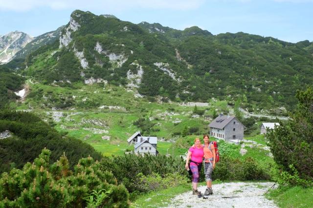 Bogatin mountain hut, Slovenia, Triglav National Park