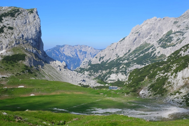 The last time I saw the beautiful Korošica Plateau in the Kamnik-Savinja Alps