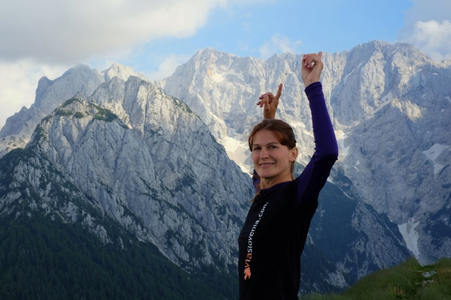 Hiking with the help of ViaSlovenia