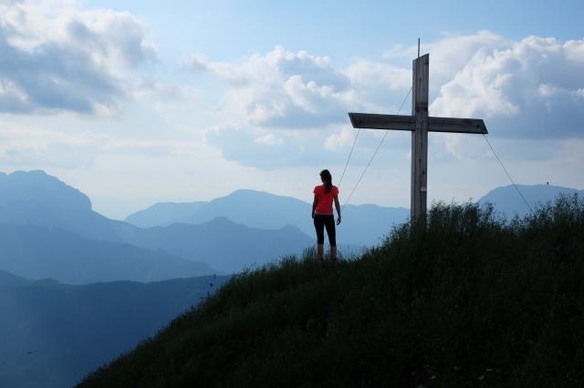 In the mountains, Slovenia