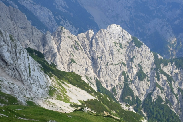 Zeleniške Špice Ridge, Kamnik-Savinja Alps, Slovenia