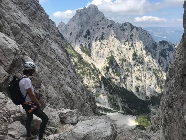Turski Žleb, Kamnik-Savinja Alps, Slovenia