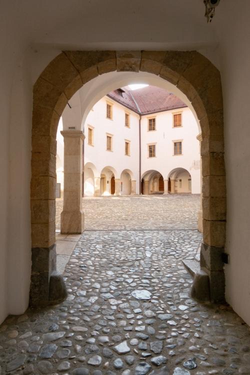 Rajhenburg Castle, Brestanica, Krško, Slovenia