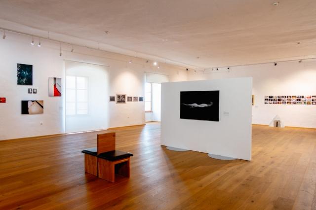 "The photography exhibition ""If Slovenia were"" in the Rajhenburg Castle, Brestanica, Slovenia"