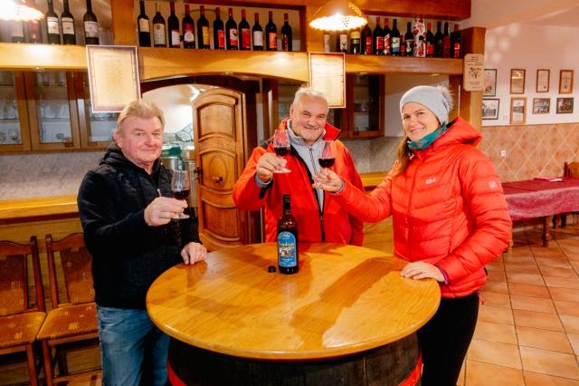 Cvičkov Hram Raka, Slovenia, winery