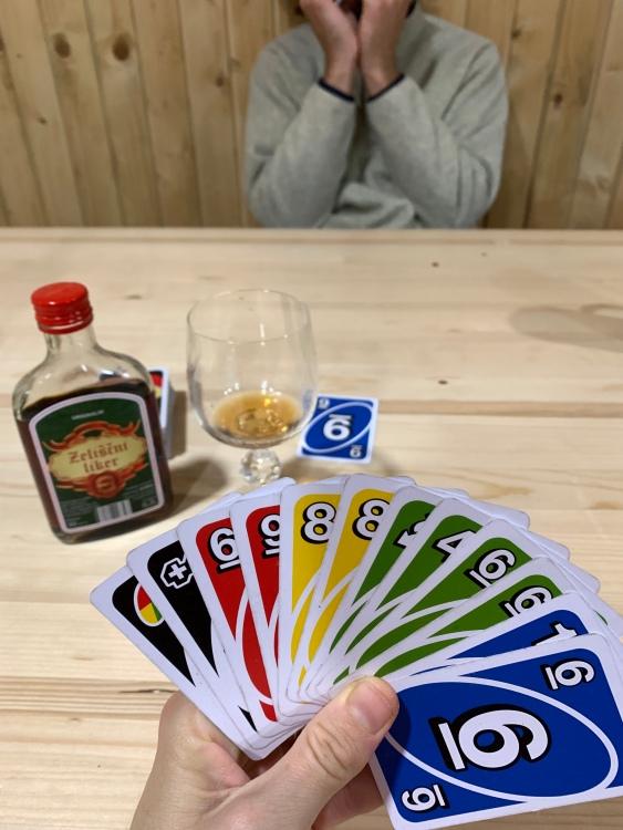 Playing cards in koca.si on Velika Planina, Visit Ljubljana, Slovenia