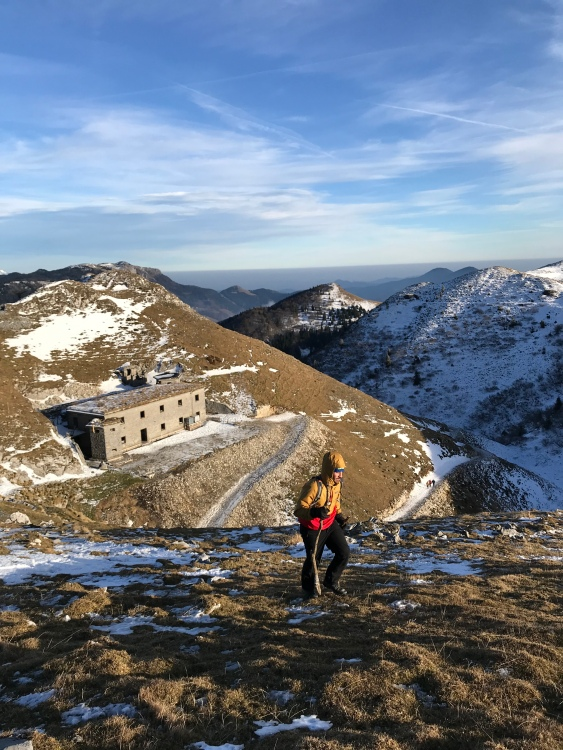 Bunkers of the ex Rapallo Border in Soriška Planina, Julian Alps, Slovenia